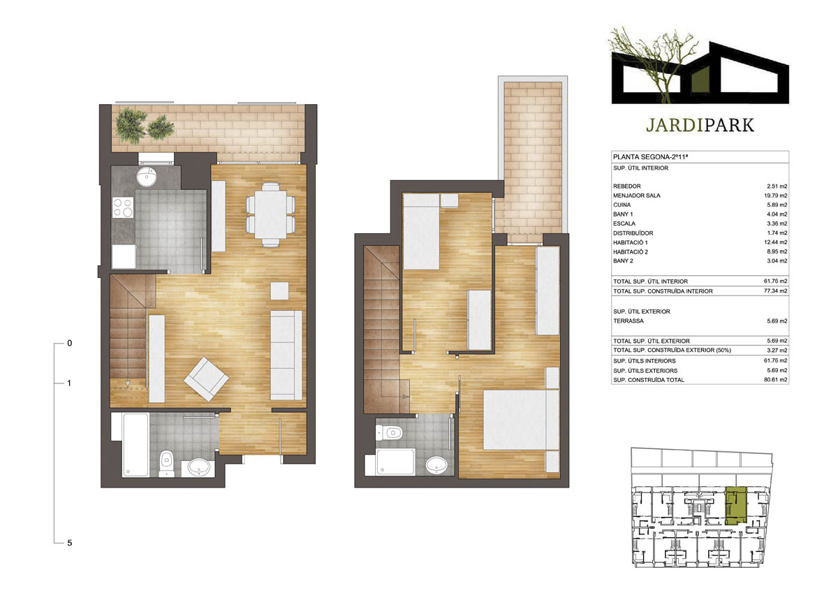 2d commercial building floor plan 1