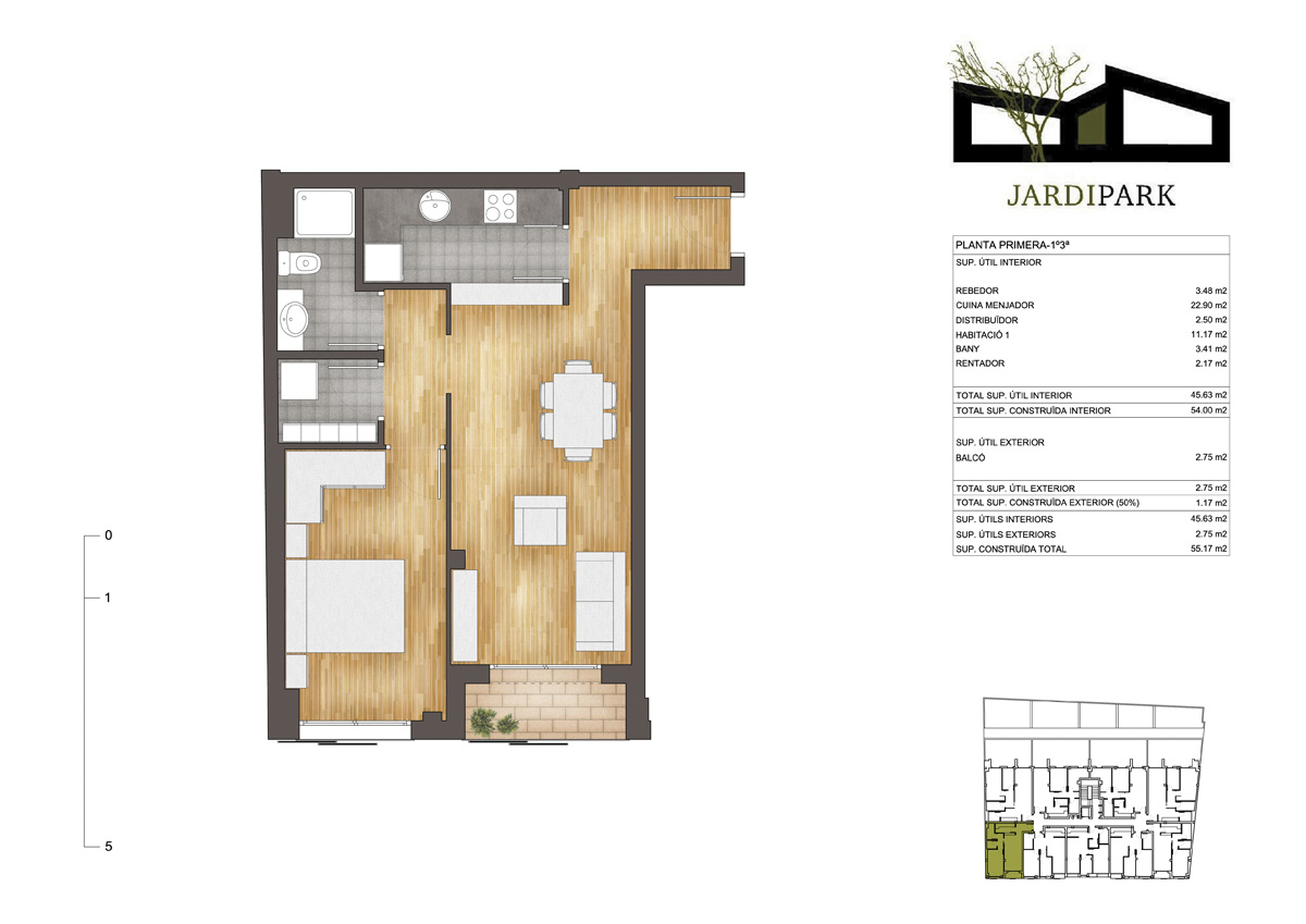 2d commercial building floor plan 4