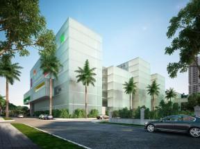 3D architectural visualizations panama