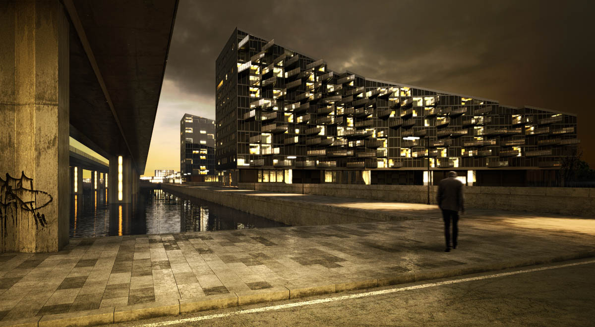 3d architectural visualisation copenhagen