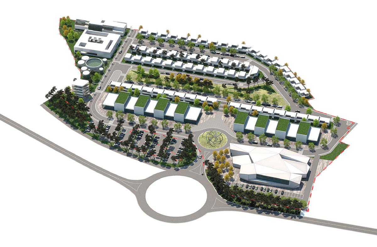 3d rendering urban planning (1)