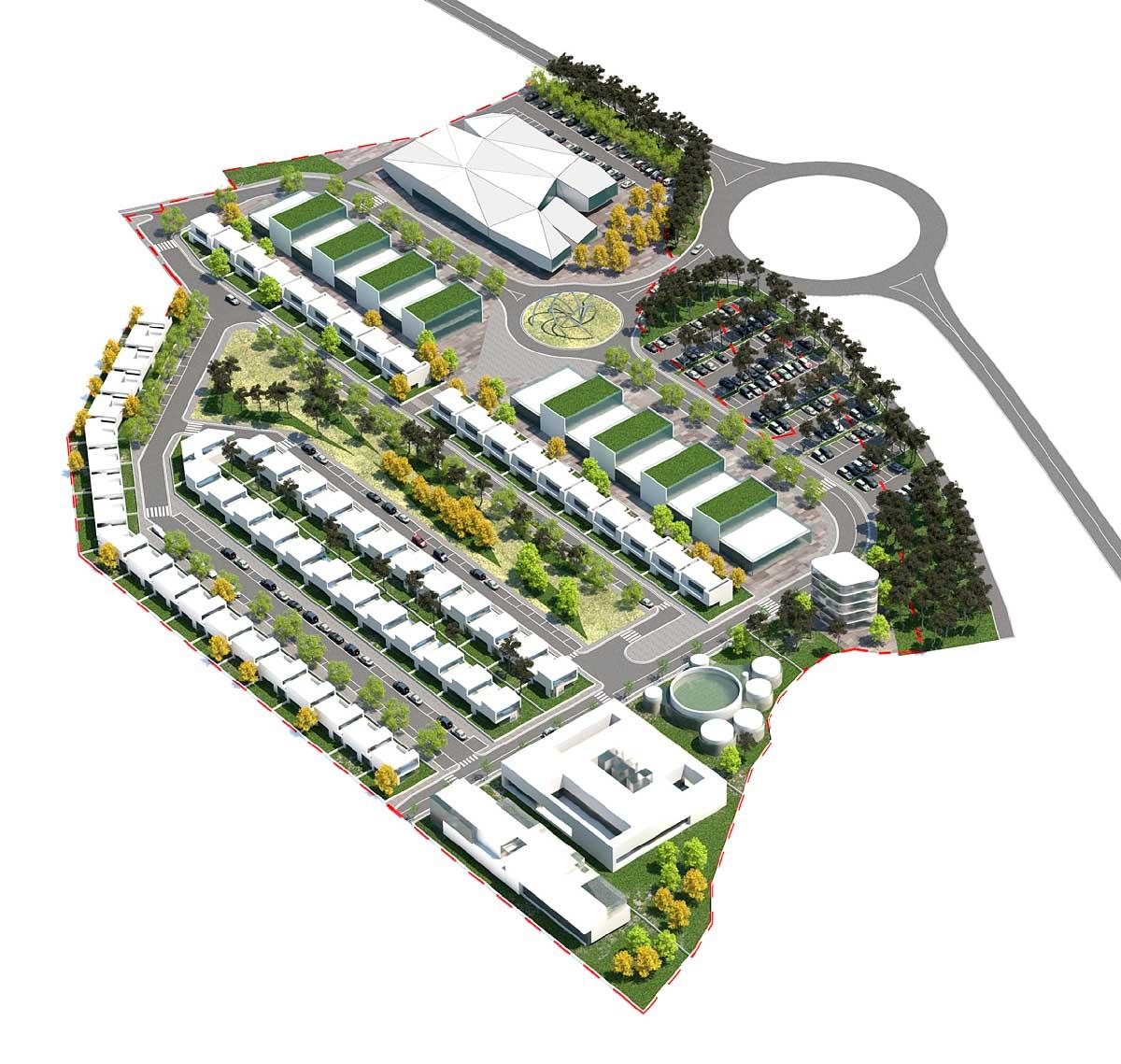 3d rendering urban planning (4)