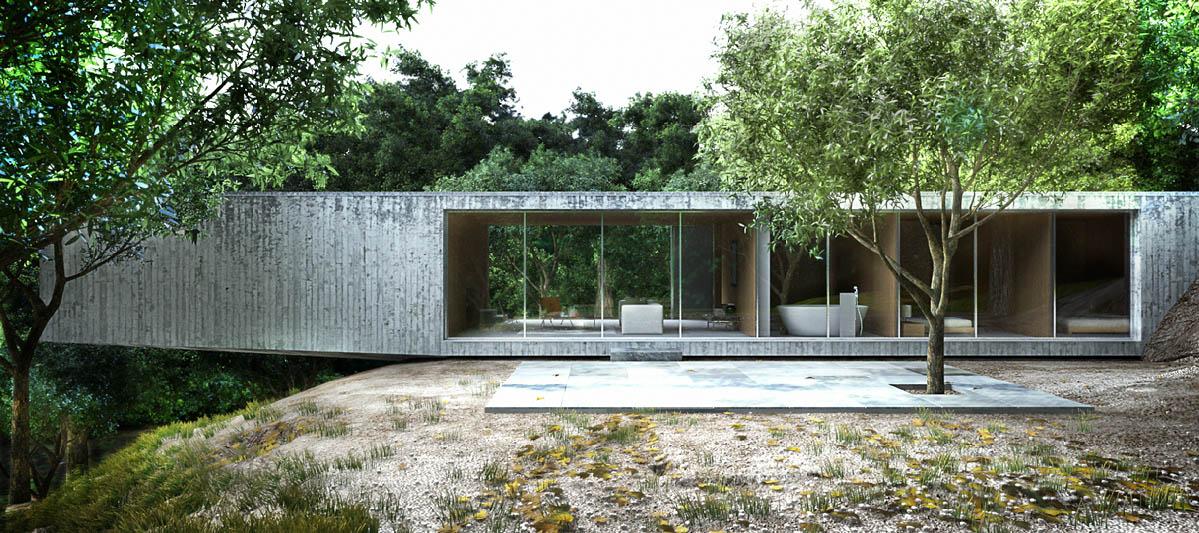 architectural rendering braga