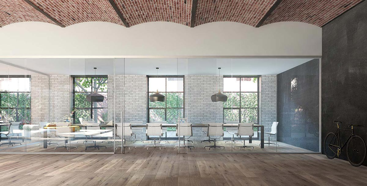architectural renderings offices klein