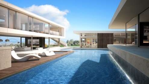 Architectural Rendering Architectural Visualization Of A