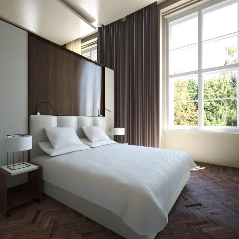 Architectural rendering 3d interior design of a five for Interior architecture berlin