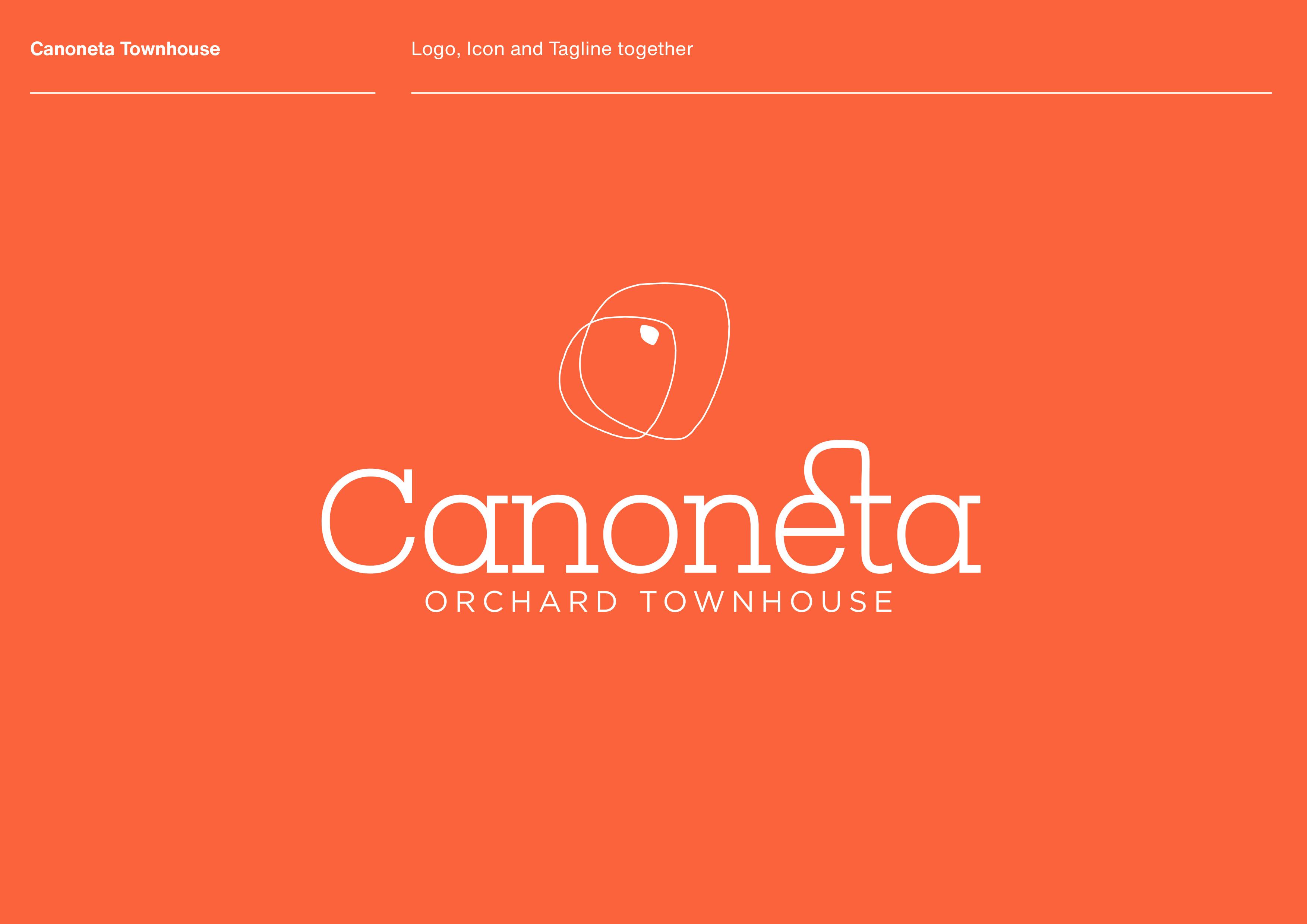 Rendering branding Canoneta