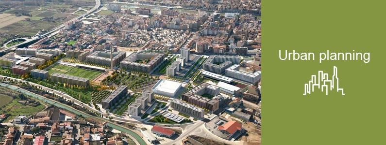 Urban planning Berga&Gonzalez